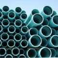 PVC - M pressure pipe with integral rubber ring joints design stress 18MPa